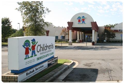 Children's Healthcare of Atlanta Urgent Care @ Mount Zion