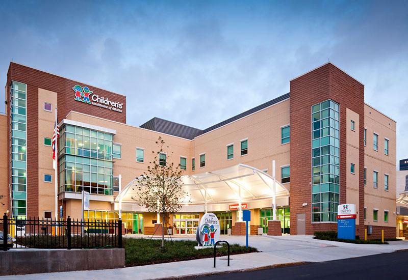Children's Healthcare of Atlanta, Hughes Spalding
