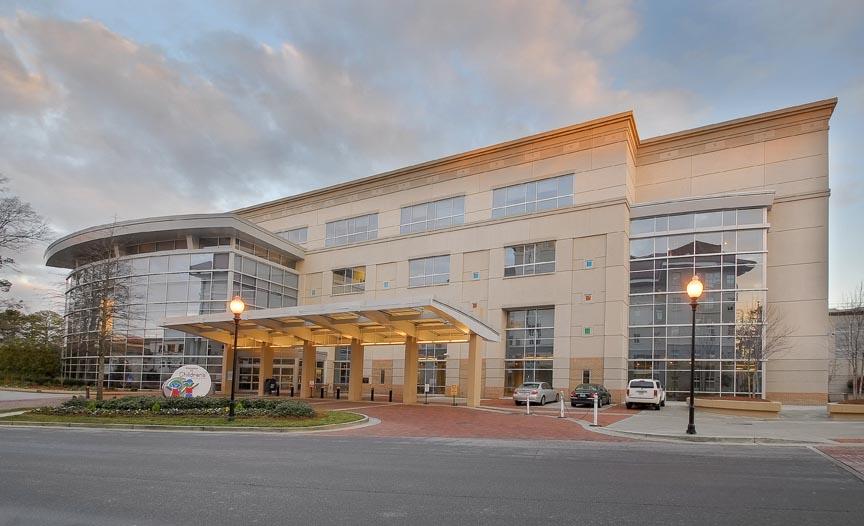 Children's Healthcare of Atlanta, Egleston